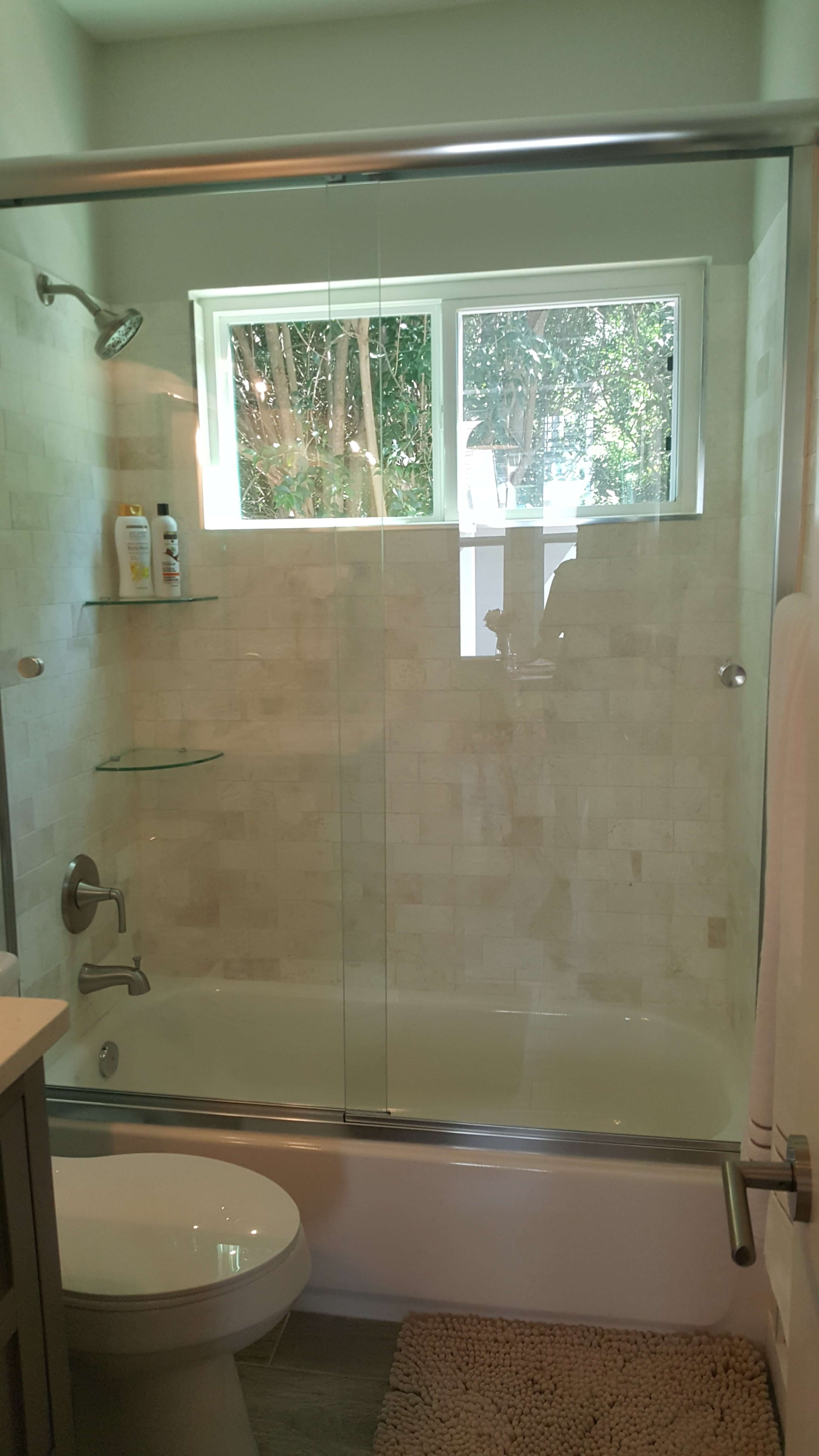 Shower with Window