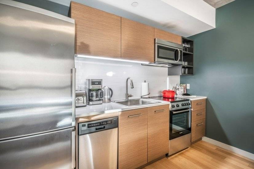 image 5 furnished Studio bedroom Apartment for rent in Waterfront, Boston Area