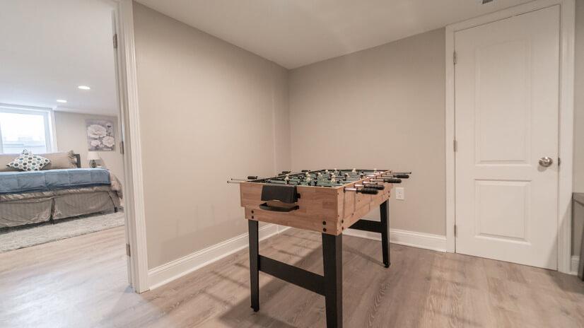 Recreation Room/Downstairs Den