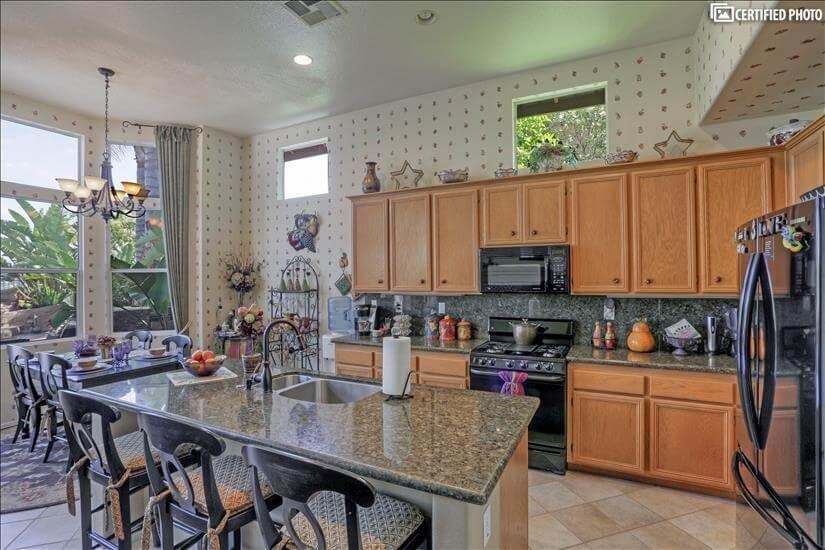image 12 furnished 4 bedroom House for rent in Rancho Santa Margarita, Orange County