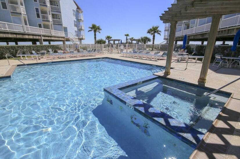 Seascape Resort - Community Pool