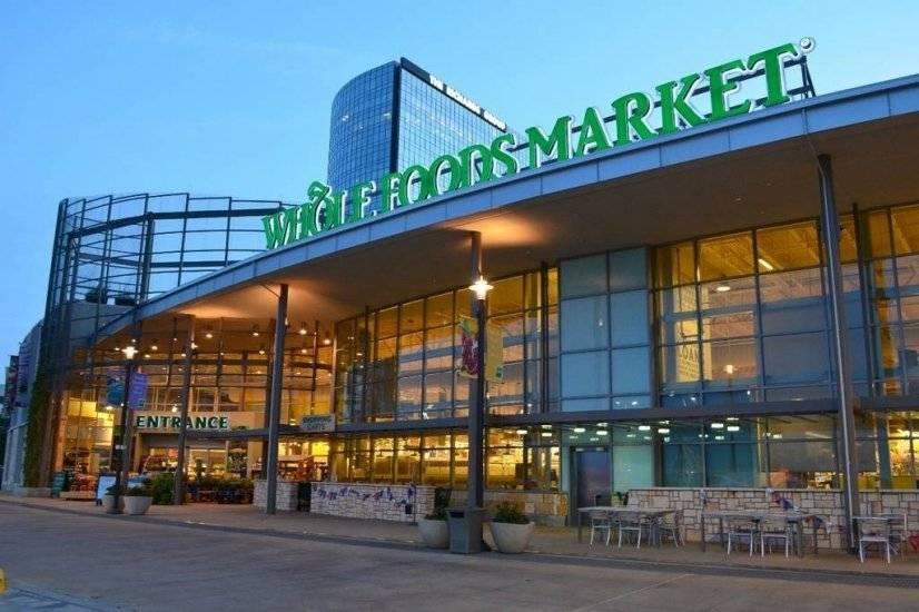 Whole Foods Market Walking distance