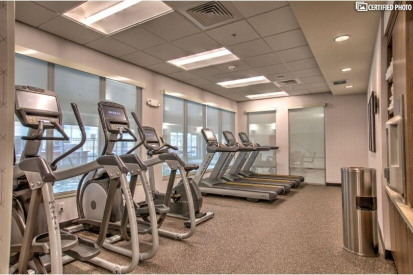 State of the Art Cardio Equipment