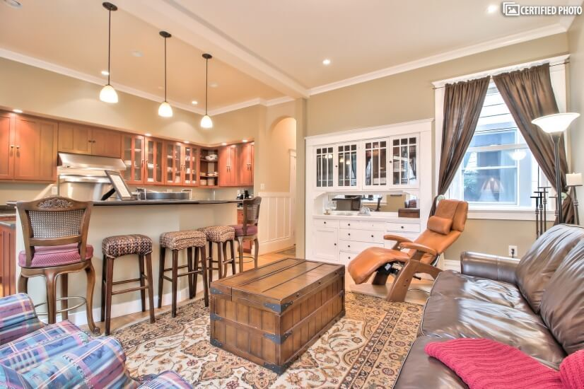 image 7 furnished 2 bedroom Townhouse for rent in North Beach, San Francisco