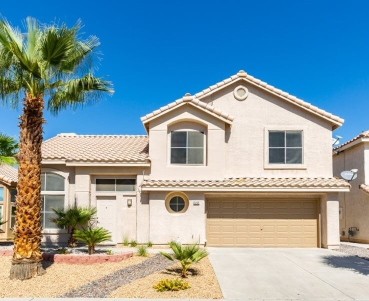 Beautifully Maintained Green Valley Home