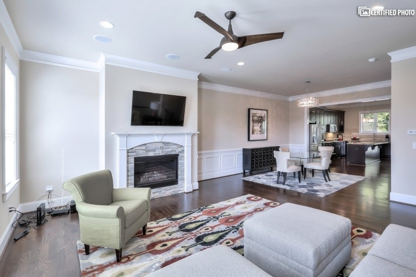 image 7 furnished 4 bedroom Townhouse for rent in Vinings, Cobb County