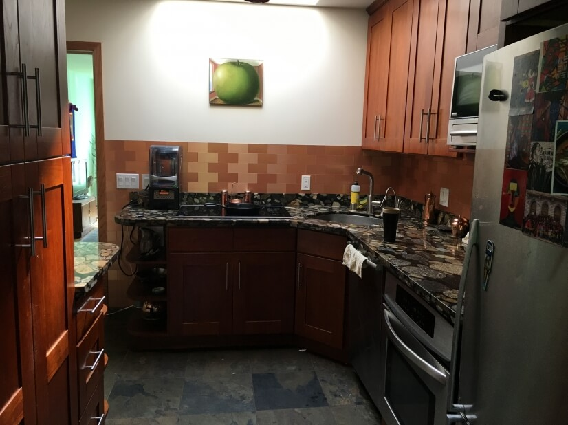 Gourmet Kitchen with VitaMix, Professional Juicer,
