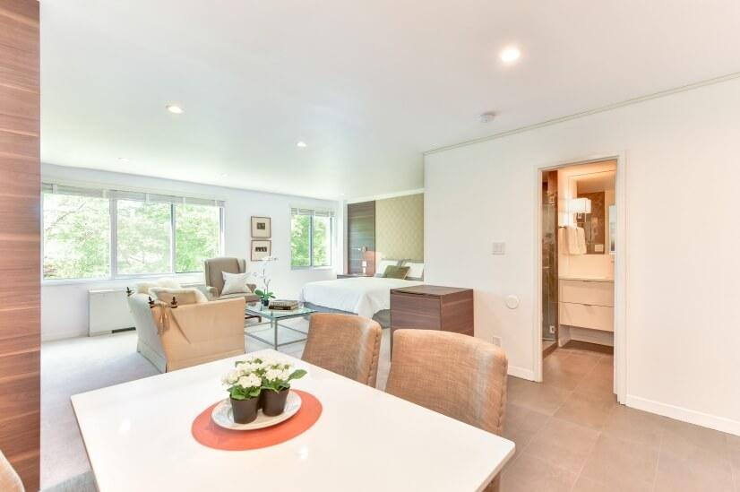 image 6 furnished Studio bedroom Townhouse for rent in Arlington, DC Metro