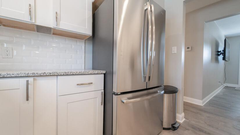 Kitchen/Stainless Steel Refrigerator