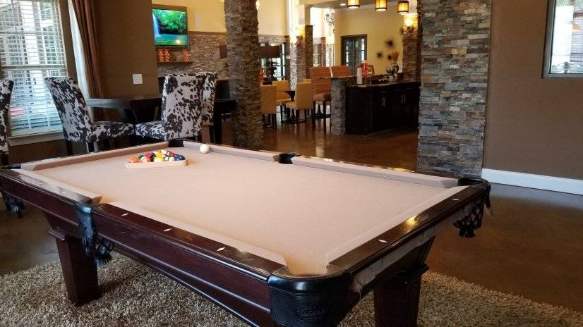 Full access to all clubhouse amenities