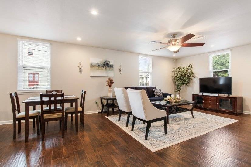 image 5 furnished 2 bedroom Townhouse for rent in Mid-City, New Orleans Area