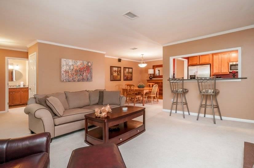 Living Room for Temporary housing