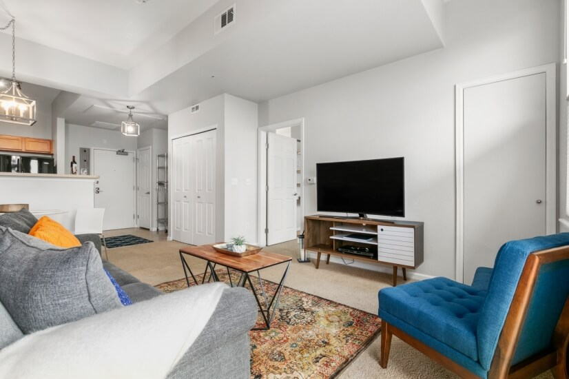 Loft 113 Family Room