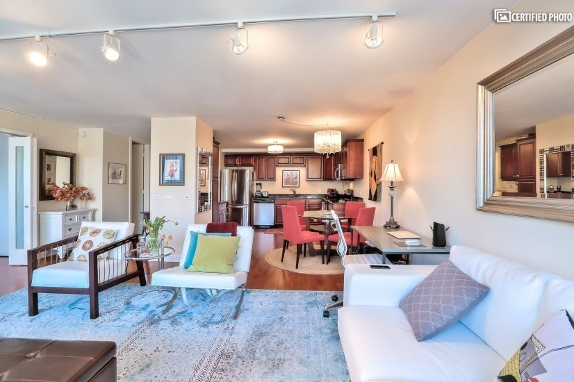 image 8 furnished 1 bedroom Townhouse for rent in Loop, Downtown