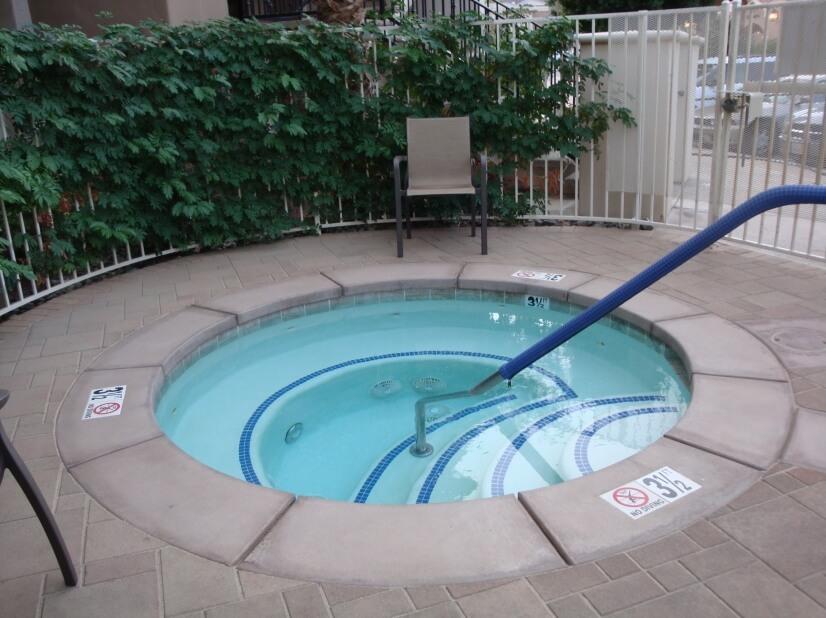Wellness: Hot Tub
