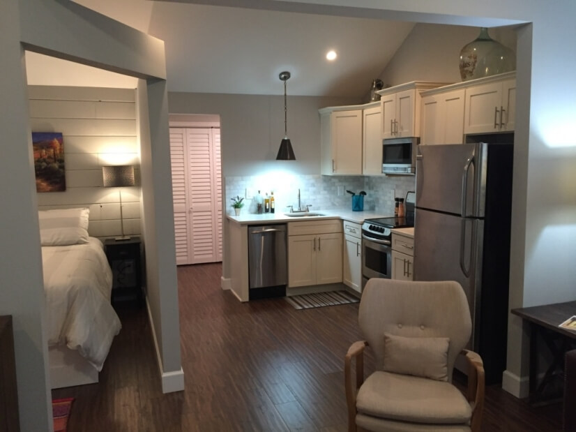 Open concept to Kit