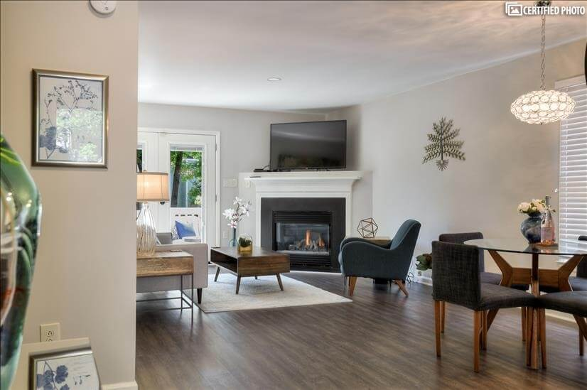 image 5 furnished 2 bedroom Townhouse for rent in Raleigh, Wake (Raleigh)