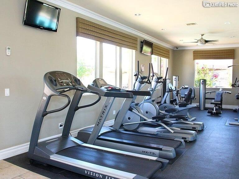 Avalon Private Exercise Room
