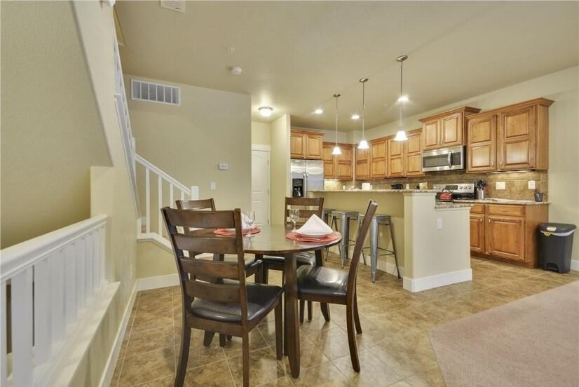 image 3 furnished 3 bedroom Townhouse for rent in Fort Collins, Larimer (Fort Collins)