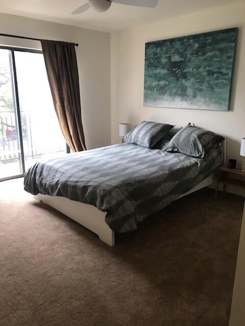 Sleep on a queen tempurpedic bed