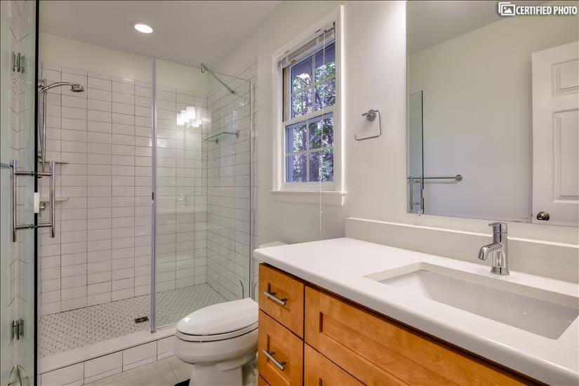 Large master-bath
