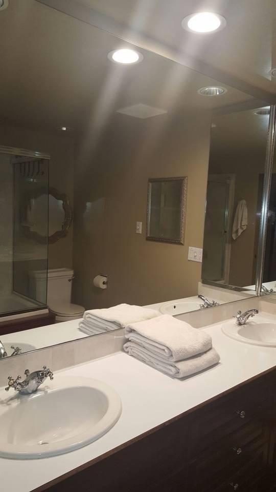 Spa like Master Bath