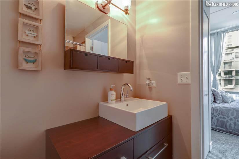 Master Bathroom View #1