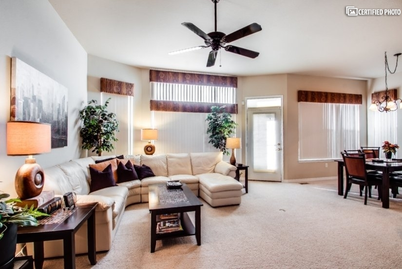image 6 furnished 3 bedroom House for rent in Briargate, Colorado Springs