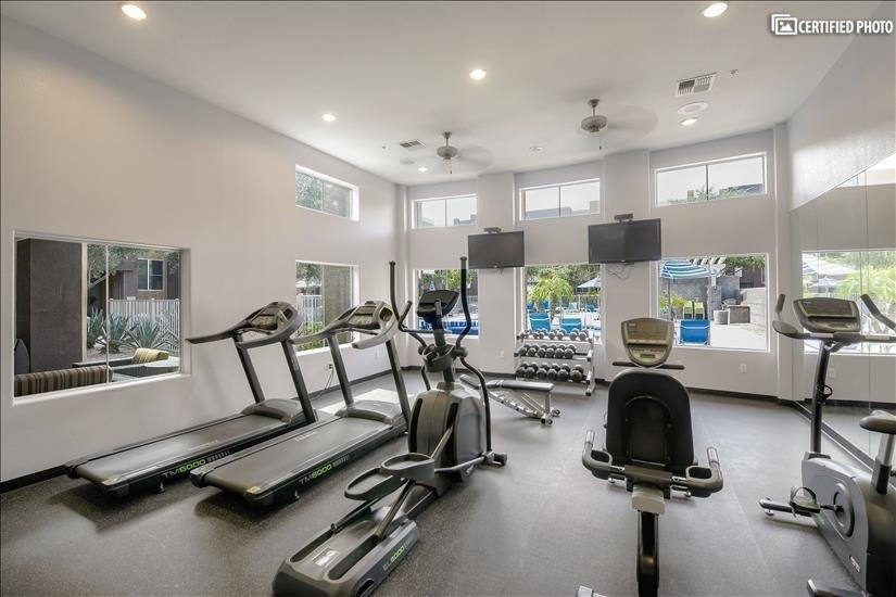 New Exercise Room