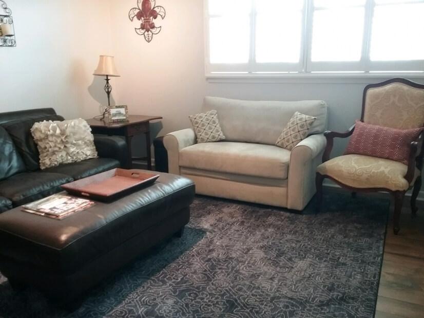 Twin bed sleeper sofa