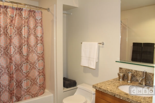 image 17 furnished 2 bedroom Townhouse for rent in Park West, Central San Diego