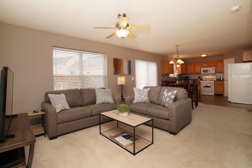 image 2 furnished 2 bedroom House for rent in Wentzville, St Louis Area