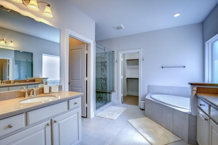 Master Bath 2nd Floor View 1