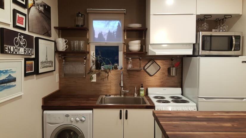 portland northeast furnished studio bedroom apartment for rent 1645 per month rental id 3796896. Black Bedroom Furniture Sets. Home Design Ideas