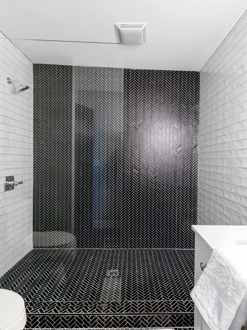 incredible shower
