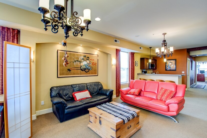 image 6 furnished 1 bedroom Townhouse for rent in Divine Redeemer, Colorado Springs