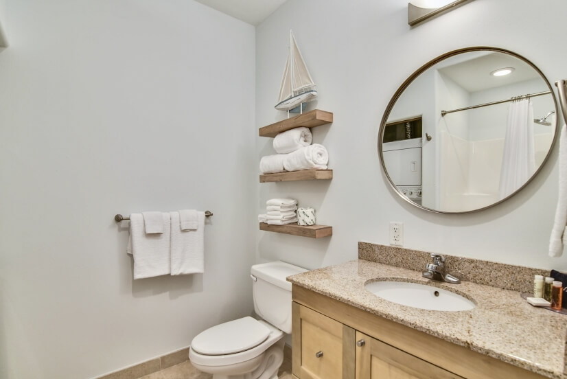 Ocean Grove Condos Offer Two Baths