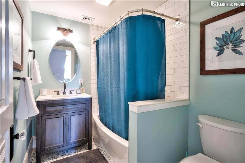 2nd Floor Bath From Hallway (Adjacent to Master)