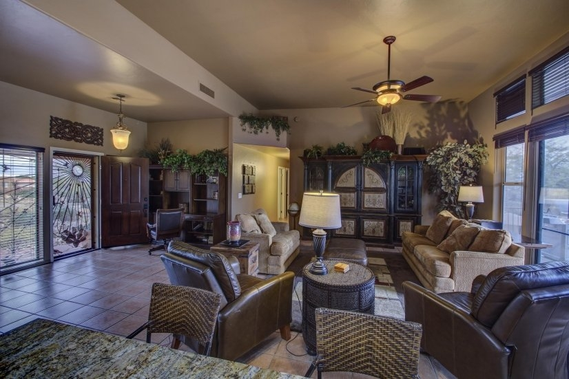 image 5 furnished 4 bedroom House for rent in Pima (Tucson), Old West Country