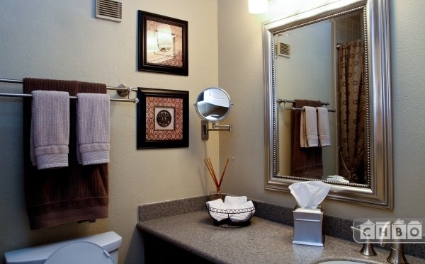 2nd Full Bathroom with Tub and Shower