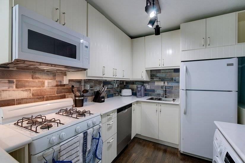 Kitchen with utensils