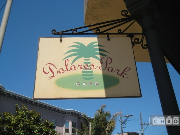 Dolores Park neighborhood has SF's best weather & cafes!