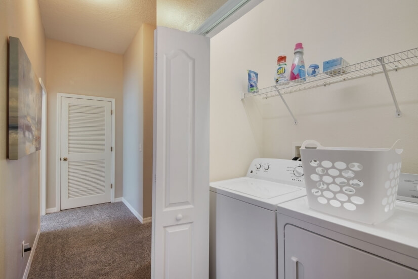 Washer and Dryer - Laundry Soap and Fabric So