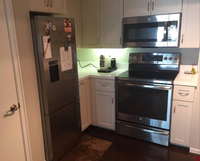 remodeled kitchen, new appliances