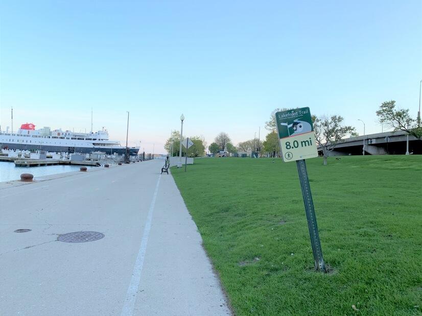 Lakefront Walk