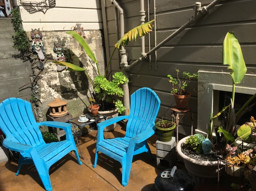 Mini Urban Oasis - Patio