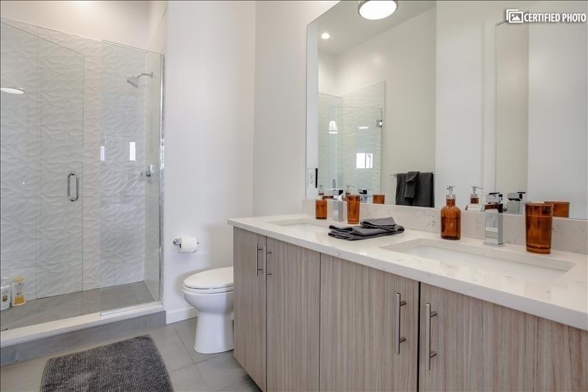 Bedroom 1 bathroom.
