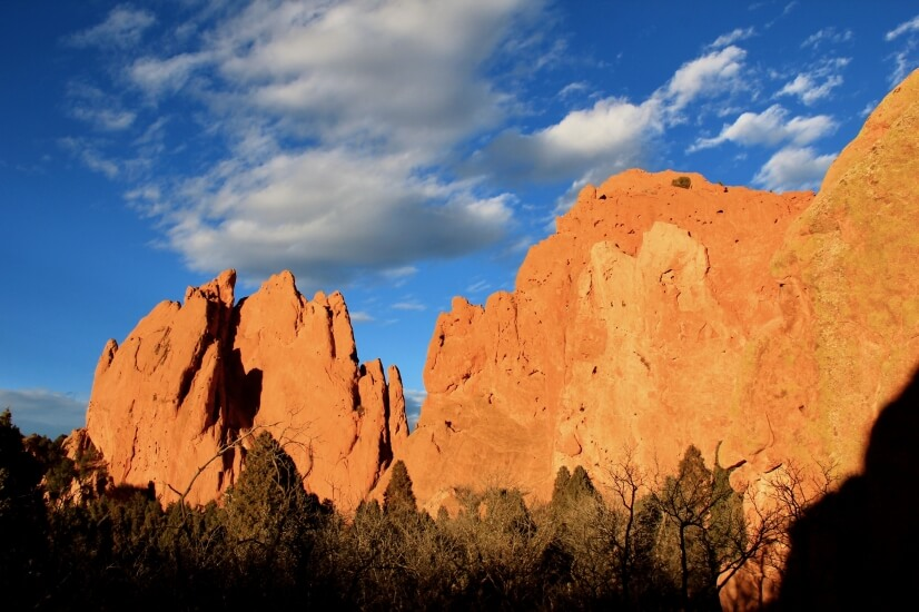 Garden of the Gods - 10 minutes