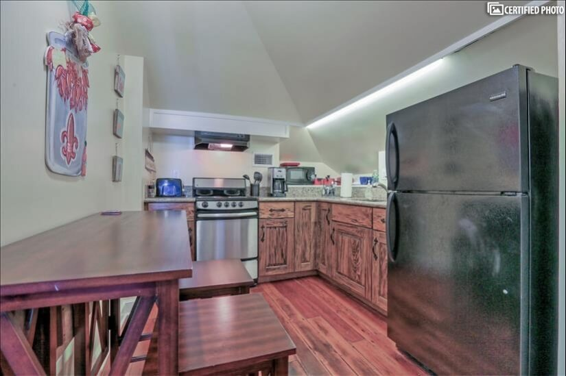 Royal Quarters fully equipped kitchen