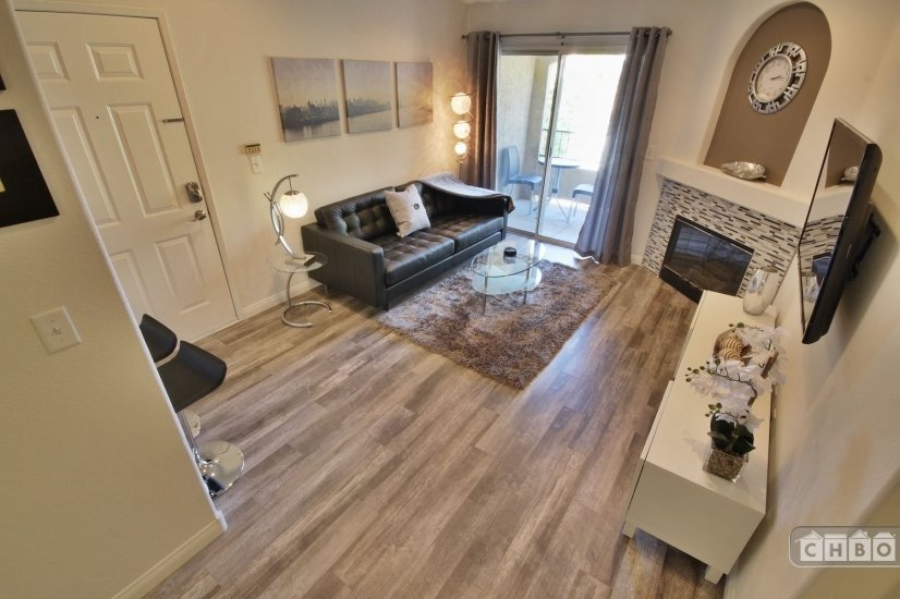 image 4 furnished 1 bedroom Townhouse for rent in Spring Valley, Las Vegas Area
